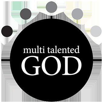 multitalentedgod.com